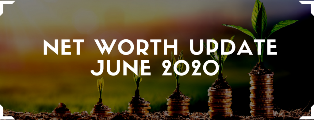net worth update june 2020